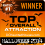 Laurel's House of Horror and Escape Room - Rated #1 Top Overall Attraction 2014