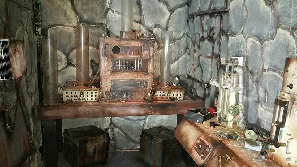 Laurel's House of Horror and Escape Room - Cryptic Legends