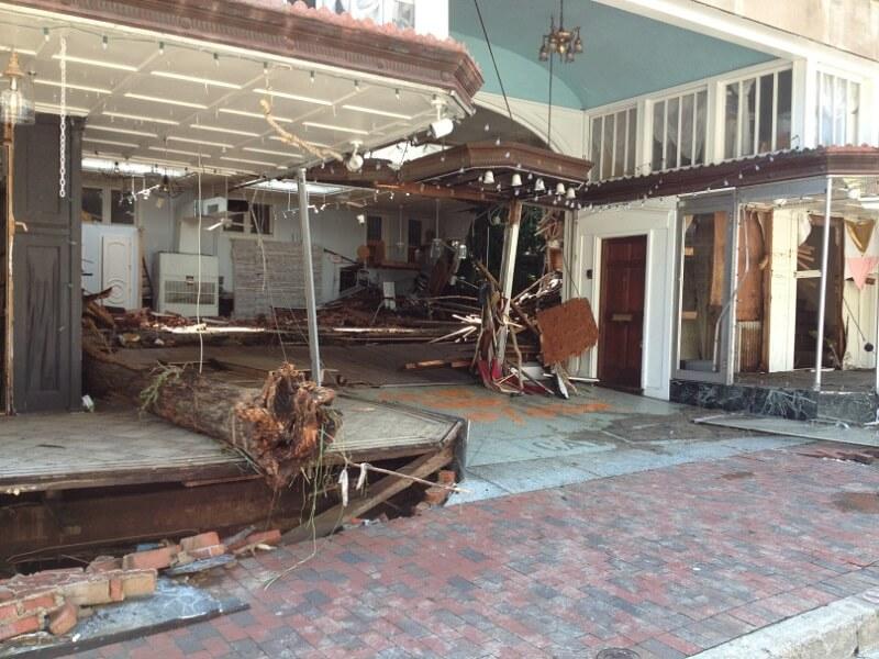 The Ellicott City Partnership - Flood Damage 2016