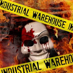 Industrial Warehouse - Laurel's House of Horror and Escape Room