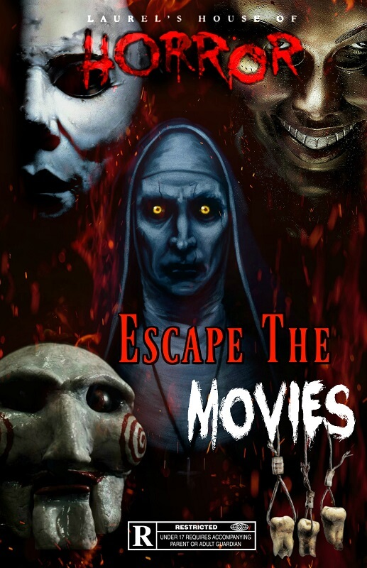 Laurel's House of Horror and Escape Room - Escape the Movies