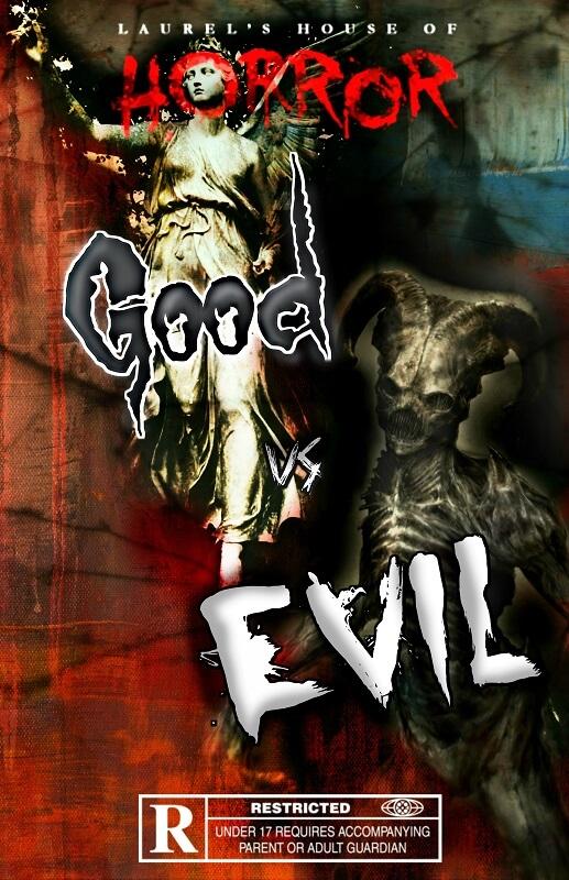 Laurels House of Horror and Escape Room - Good vs Evil