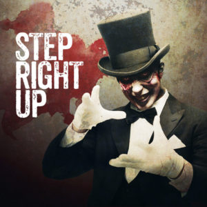 Step Right Up - Laurels House of Horror